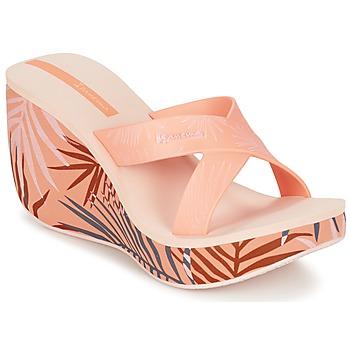 Zapatos Mujer Zuecos (Mules) Ipanema LIPSTICK STRAPS III Naranja