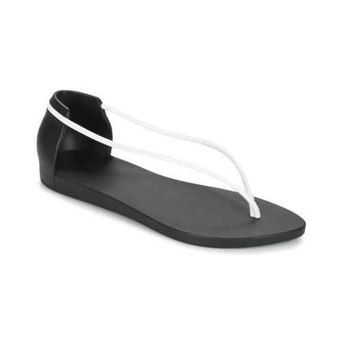 Zapatos Mujer Sandalias Ipanema PHILIPPE STARCK THING N Negro / Blanco