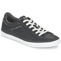 Zapatos Mujer Zapatillas bajas Esprit RIATA LACE UP Negro