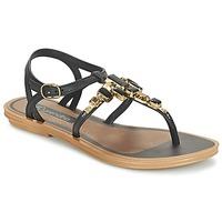 Zapatos Mujer Sandalias Grendha REALCE SANDAL Negro