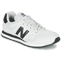 Zapatos Hombre Zapatillas bajas New Balance GM500 Blanco / Negro