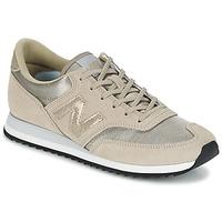 Zapatos Mujer Zapatillas bajas New Balance CW620 Beige