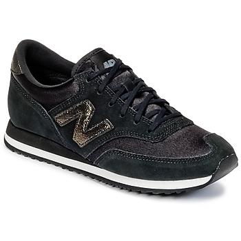 Zapatos Mujer Zapatillas bajas New Balance CW620 Negro