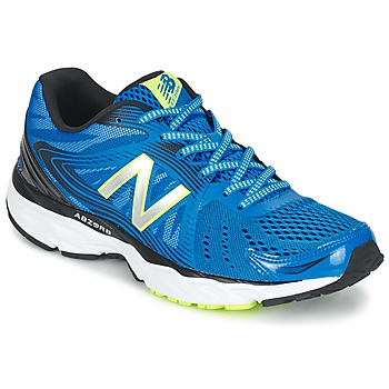 Zapatos Hombre Running / trail New Balance M680 Azul