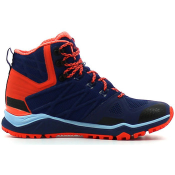 Zapatos Mujer Senderismo The North Face Ultra Fastpack II Mid GTX W Azul