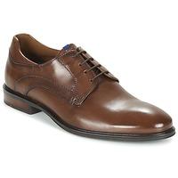 Zapatos Hombre Derbie Lloyd MILAN Marrón