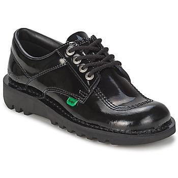 Zapatos Mujer Richelieu Kickers KICK LO Negro