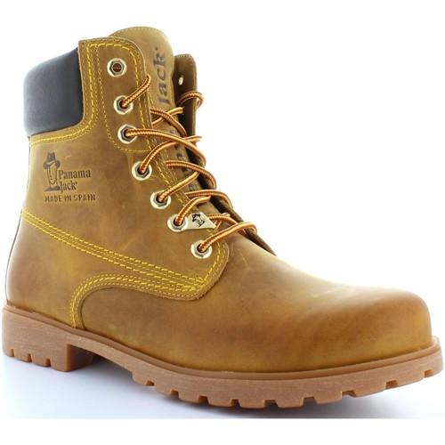 Zapatos especiales para hombres y mujeres Panama Jack PANAMA 03 C1 Beige