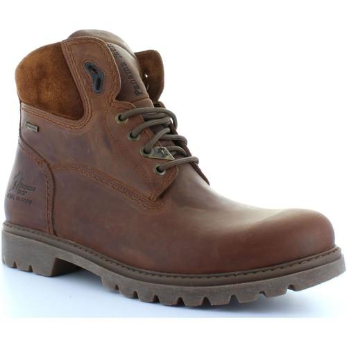 Zapatos especiales para hombres y mujeres Panama Jack AMUR GTX C8 Marrón