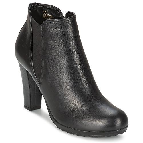 Zapatos casuales salvajes Zapatos especiales Dune PUG Negro