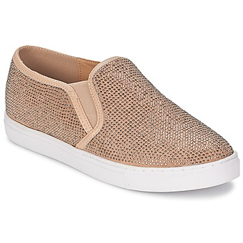 Zapatos Mujer Slip on Dune LITZIE Nude