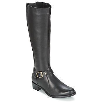Zapatos Mujer Botas urbanas Dune London TIPPLER Negro