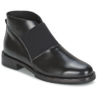 Zapatos Mujer Botines F-Troupe Chelsea Boot Negro
