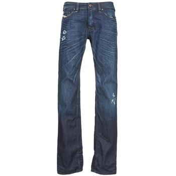textil Hombre vaqueros rectos Diesel SAFADO Azul