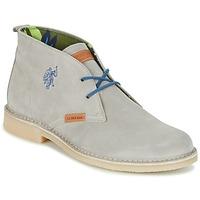 Zapatos Hombre Botas de caña baja U.S Polo Assn. AMADEUS Gris