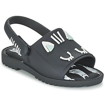 Zapatos Niña Sandalias Melissa MIA FABULA Negro