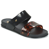 Zapatos Mujer Zuecos (Mules) Melissa COSMIC Negro