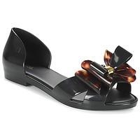 Zapatos Mujer Bailarinas-manoletinas Melissa SEDUCTION II Negro