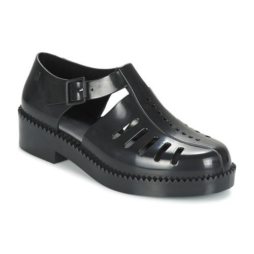 Cómodo y bien parecido Zapatos especiales Melissa ARANHA Negro