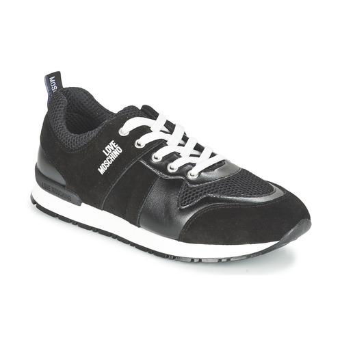 Zapatos de mujer baratos zapatos de mujer Zapatos especiales Love Moschino JA15062G13 Negro