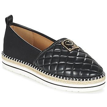 Zapatos Mujer Alpargatas Love Moschino JA10093G13 Negro