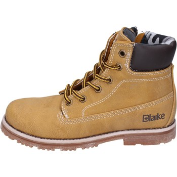 Zapatos Niño Botas de caña baja Blaike AH151 Amarillo