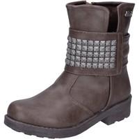Zapatos Niña Botines Didiblu AH134 Beige