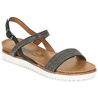Zapatos Mujer Sandalias Xti POUS Negro