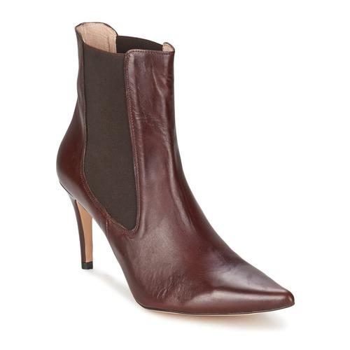 Zapatos Mujer Botines Alba Moda PIMTY Marrón
