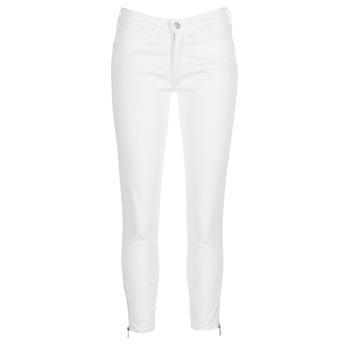 textil Mujer Vaqueros ¾ & 7/8 Gaudi PODALI Blanco