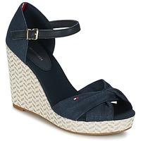 Zapatos Mujer Sandalias Tommy Hilfiger ELENA 3DI Marino