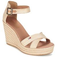 Zapatos Mujer Sandalias Tommy Hilfiger LUNA IDI Oro