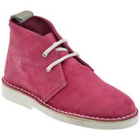 Zapatos Niños Botas de caña baja Lumberjack  Rosa