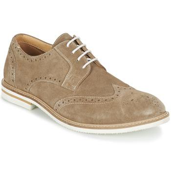 Zapatos Hombre Derbie Lumberjack ALONSO Beige