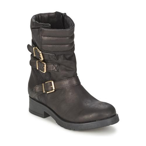Zapatos Mujer Botas de caña baja Jonak SHUNYATA Negro
