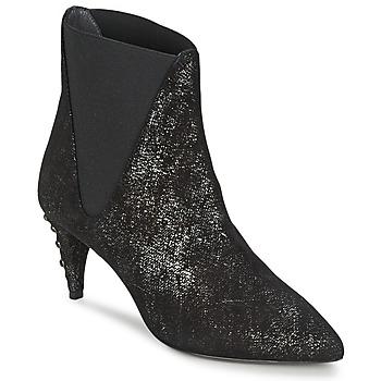 Zapatos Mujer Botines Stéphane Kelian ELSA 7 Negro