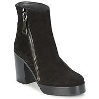 Zapatos Mujer Botines Stéphane Kelian DANA 4 Negro