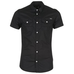 textil Hombre camisas manga corta Kaporal RAC Negro