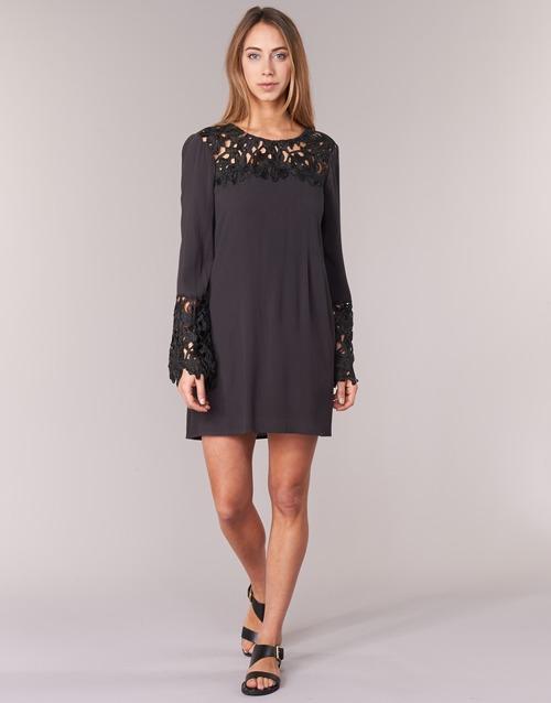 textil Mujer vestidos cortos Billabong OPEN HORIZON DRESS Negro
