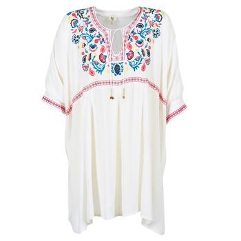 textil Mujer vestidos cortos Billabong MYSTIC DRESS CRUDO