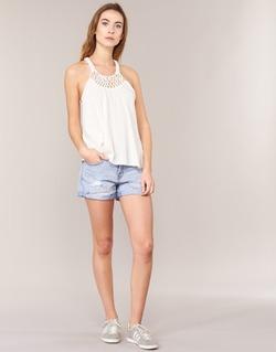 textil Mujer Shorts / Bermudas Billabong FRANKIE Denim