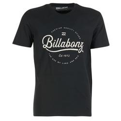 textil Hombre camisetas manga corta Billabong OUTFIELD TEE SS Negro