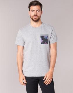 textil Hombre camisetas manga corta Billabong TRANSMIT TEE Gris
