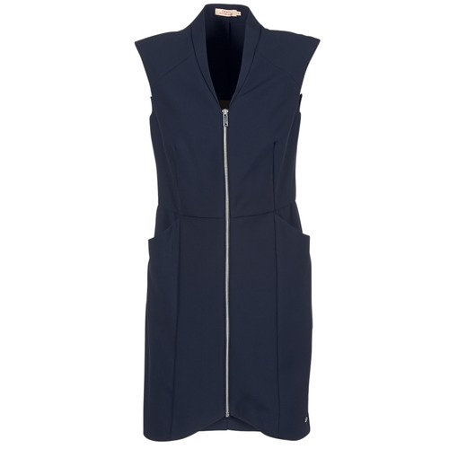 textil Mujer vestidos cortos DDP DISTOULA Marino