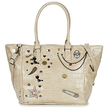 Bolsos Mujer Bolso shopping Lollipops ZOLA SHOPPER Beige