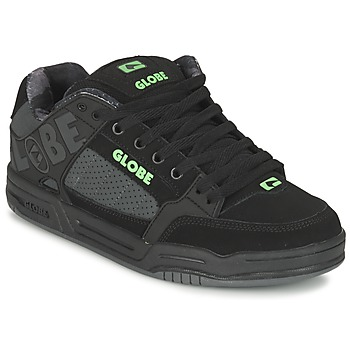 Zapatos Hombre Zapatos de skate Globe TILT Negro / Gris / Verde