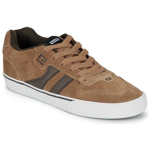 Zapatos especiales para hombres y mujeres Globe ENCORE-2 Marrón