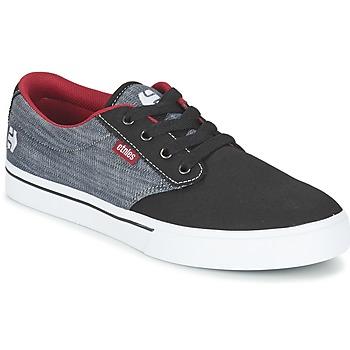 Zapatos Hombre Zapatillas bajas Etnies JAMESON 2 ECO Negro / Gris / Rojo