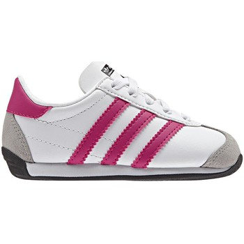 Zapatos Deportivas Moda adidas Originals ZAPATILLAS  COUNTRY OG Blanco