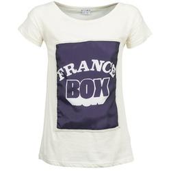 textil Mujer camisetas manga corta Kling WARHOL Blanco